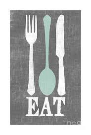 Adorn your home with this modern farmhouse wall design. Fork Wall Art Pixels