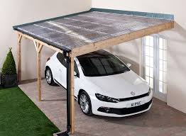 roof sheets in use carport