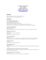 Resume Example 51 Hair Stylist Resumes Free Hair Stylist Resume