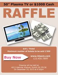 raffle flyer templates prize cash fundraising and more raffle 2 prizes