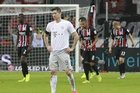 Match awards for Bayern's 1-5 loss to Eintracht Frankfurt - Bavarian  Football Works