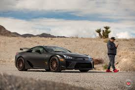 lexus lfa black rims. Contemporary Black To His Point We Originally Wanted To Shoot A White Lexus LFA Nurburgring  Edition But Understandably It Will Remain In Museum Enter Wayne Good People  In Lfa Black Rims Vossen Wheels