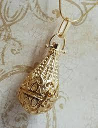 teardrop locket w fillable glass orb keepsake locket urn jewelry urn locket cremation jewelry gold teardrop necklace a04 05 3n1g