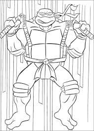 Print Ninja Turtles Kleurplaat Tmnt Colouring Pages Ninja Turtle