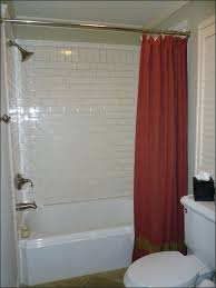 smlf bathroom white open weave shower curtain shower ideas open shower curtain rod semi open shower curtain