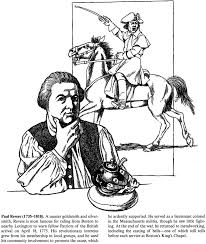 Paul Revere Clipart Collection (67+)