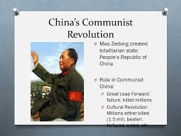 communism and war in asia packets for whc essay o your  5 s communist revolution o mao zedong
