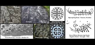 4 000 Year Old Bronze Age Petroglyphs In Sweden Became The