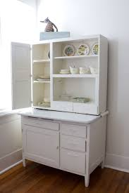 Decorating a Hoosier Cabinet and a Twin Bed/Nightstand Update ...