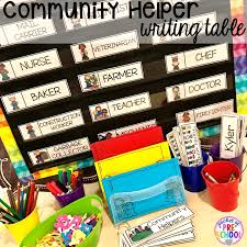 Community Helpers Activities And Centers For Preschool And
