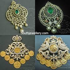 dazzling diamond pendants