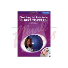 Jack Long Guest Spot Chart Toppers Alto Sax With Accompanying Cds X2
