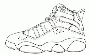 jordans shoes drawings. jordan shoes to draw jordans drawings