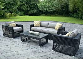N Decoration All Weather Outside Furniture Stylish Patio Home Decorating  Concept Wicker Outdoor Weatherproof Cushions