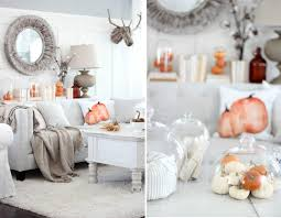 View in gallery Tasteful fall living room decor