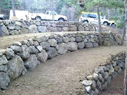 rock retaining wall ideas rock retaining wall best rock retaining wall rock retaining wall designs rock retaining wall designs