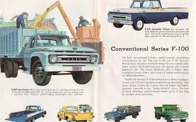 Ford's 1961-1963 Unibody Pickup Trucks | CJ Pony Parts