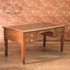 remarkable antique office chair. Desks \u0026 Bureaux-George V Oak Government Desk, C.1930 - 1 Remarkable Antique Office Chair L