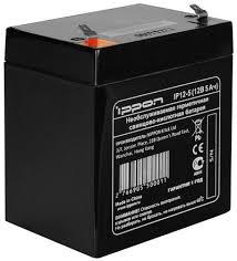 <b>Батарея</b> для ИБП <b>Ippon IP12</b>-<b>5</b> 669055 купить в Москве, цена на ...