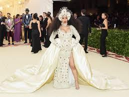 Hypegram The 25 Best Looks Celebrities Wore To The 2018 Met Gala