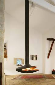 Voted 'World's most beautiful object' in the Italian Pulchra Design Awards  Gyrofocus is also the world's first ceiling suspended fireplace that  rotates ...