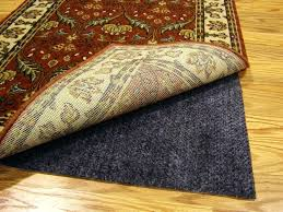 area rug pad best area rug pads home depot