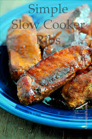 Slow Cooker Beef Short Ribs Recipe  Free Delicious Italian Country Style Ribs Recipes Slow Cooker