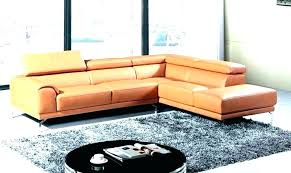 colored leather sofas camel sofa comfy couch tan article modern cream