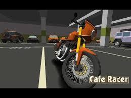 cafe racer mod apk youtube