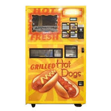 Hot Dog Vending Machines Stunning Hot Dog Vending Machine Hotdog Vending Machine Manufacturer From
