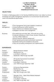 Lvn Resume Resume Templates