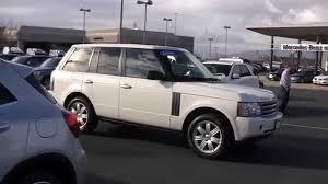 Land Rover 2008 Range Rover HSE 8A286807 - YouTube
