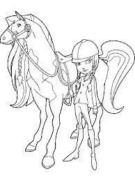 Small Picture Horseland Coloring Pages Miakenasnet