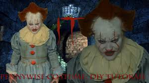 Pennywise Costume Pattern