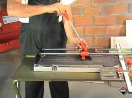 rubi tr s professional tile cutter