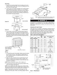 wiring diagram for 240 volt wall heater the wiring diagram qmark muh102 parts at Qmark Heater Wiring Diagram
