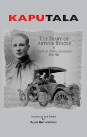 9780954051709: Kaputala: The Diary of Arthur Beagle and the East ...