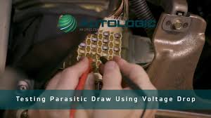 Parasitic Draw Chart The Best Way To Test Parasitic Draw Using Voltage Drop Across Fuses
