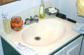 how to unclog a bathroom sink that drains slowly how to fix slow draining bathroom sink
