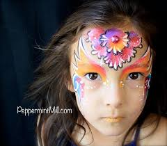beautiful face painting face painter painters los angeles