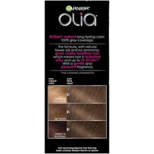 Olia Hair Color Chart Garnier Olia Permanent Hair Color