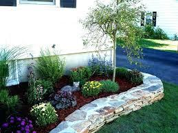 Corner Garden Design Magnificent Backyard Planting Beds Gardening Flower Pictures No Maintenance