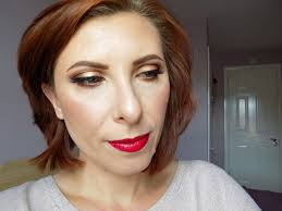 let me know if this is a look you d wear or if the red lipstick scares you a bit what is your favourite makeup look that makes you feel glamorous