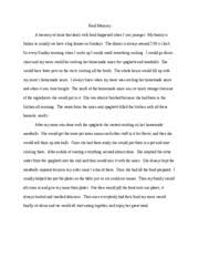 fast food nation essay the evils of fast food advertising 1 pages food memories