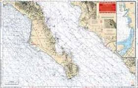 Point Eugenia To Mazatlan Nautical Chart