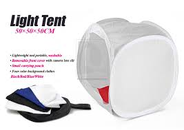 50 50 50cm soft box tent