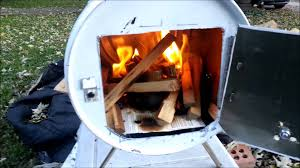 how to build a wood stove portable camping stove diy wood stove you