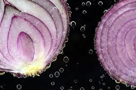 i applied onion juice on my scalp for a