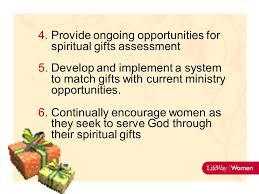 lifeway spiritual gifts survey for youth lamoureph
