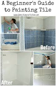 bathtubs tutorial on refinishing a shower or bathtub enamel spray paint for bathtub spray paint